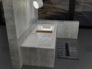 Акриловая ванна RIHO Still Square 170 (BR0200500000000)