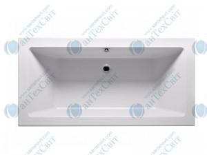 Акриловая ванна RIHO Lugo 180 (BT0300500000000)