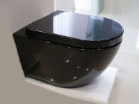 Чаша подвесного унитаза NEWARC Modern Rimless (3823B NEW)