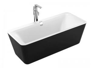 Акриловая ванна VOLLE (12-22-110 black)