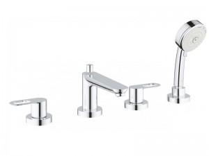 Смеситель для ванны GROHE Bau Loop (2511900A)