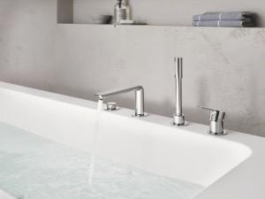 Смеситель для ванны GROHE Lineare (19577001)
