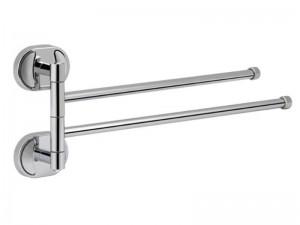 Полотенцедержатель поворотный LIDZ CRM (114.07.02)