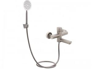 Смеситель для ванны LIDZ нержавеющая сталь (LIDZNKS113100620)