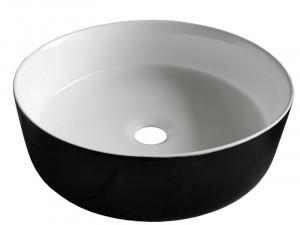 Умывальник VOLLE 36 см (13-40-333B&W)