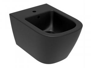 Биде подвесное VOLLE Solo (13-55-112 Black) черный матовый