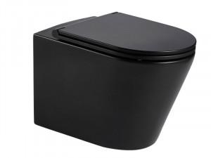 Чаша подвесного унитаза VOLLE Nemo (13-17-316 Black) черный матовый