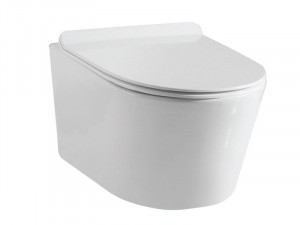 Чаша подвесного унитаза ASIGNATURA Simple Bend (37832805)