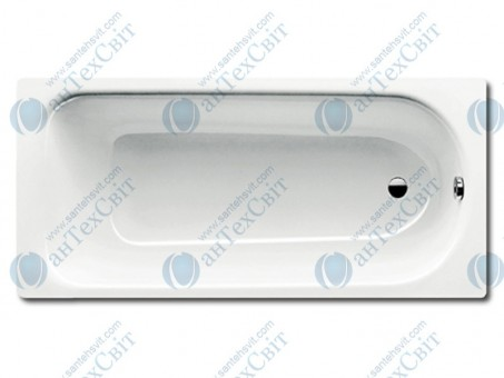 Стальная ванна KALDEWEI Saniform Plus 160х75 mod 372-1 (112500010001)