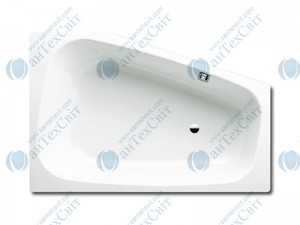 Стальная ванна KALDEWEI Plaza Duo L 180*120 mod 192 (237200010001)