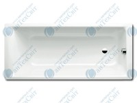 Стальная ванна KALDEWEI Puro 170x80 mod 691 (259100010001)
