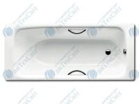 Стальная ванна KALDEWEI Sanilux Star 170х75 mod 343 (113300010001)