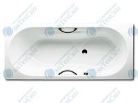 Стальная ванна KALDEWEI Vaio Set Star 160x70 mod 957 (233700010001)