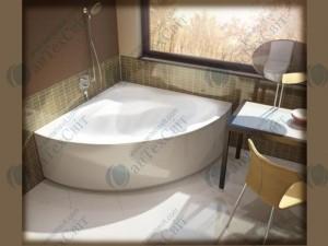 Акриловая ванна  KOLLER POOL Atlanta 150х150