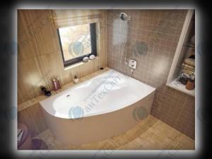 Акриловая ванна  KOLLER POOL Karina 150х100 P