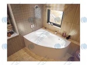 Акриловая ванна  KOLLER POOL Karina 160х105 L
