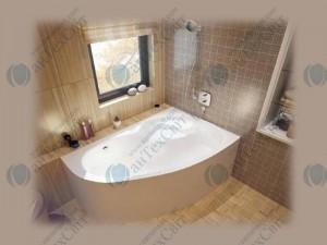 Акриловая ванна  KOLLER POOL Karina 160х105 P