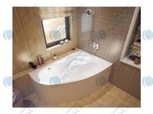 Акриловая ванна  KOLLER POOL Karina 170х110 P