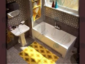 Акриловая ванна  KOLLER POOL Malibu 140х70