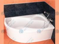 Акриловая ванна  KOLLER POOL Montana 160х105 P