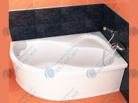 Акриловая ванна  KOLLER POOL Montana 170х105 P