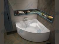 Акриловая ванна KOLLER POOL Tera 135х135