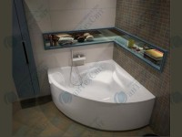 Акриловая ванна KOLLER POOL Tera 150х150