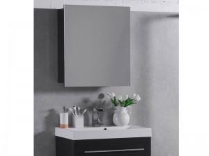 Шкаф зеркальный FANCY MARBLE венге (ШЗ-700В)