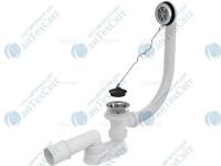 Сифон AlcaPLAST А501 для ванны