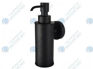 Дозатор для жидкого мыла HACEKA Kosmos Black (402917/1142259)