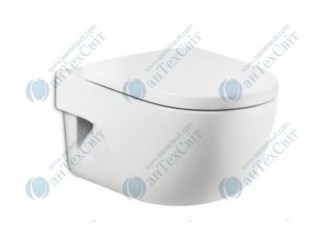 Чаша подвесного унитаза ROCA Meridian-N Compacto 346248000
