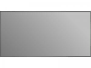 Зеркало Juergen Mirror ALU-008 50х100