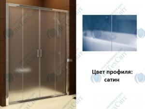 Душевая дверь RAVAK Blix BLDP4 140 (0YVM0U00Z1)