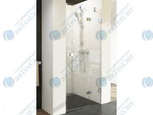Душевая дверь RAVAK Brilliant BSD2 80 А-R