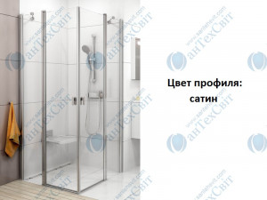 Душевая дверь RAVAK Chrome CRV2 120 (1QVG0U00Z1)