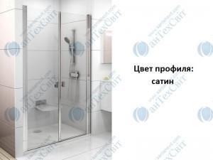 Душевая дверь RAVAK Chrome CSDL2 120 (0QVGCU0LZ1)