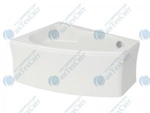 Акриловая ванна CERSANIT Sicilia 140 S301-093