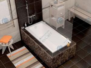 Акриловая ванна CERSANIT Lorena 140