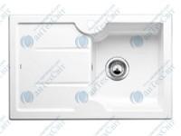 Керамическая мойка BLANCO Idessa 45S R глянцевый белый 514498