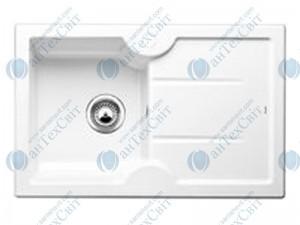 Керамическая мойка BLANCO Idessa 45S L глянцевый белый 514497