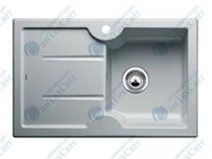 Керамическая мойка BLANCO Idessa 45S R серый алюминий 514496