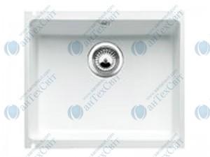 Керамическая мойка BLANCO Subline 500-U  глянцевый белый 514506