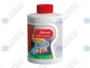 Чистящее средство RAVAK TurboCleaner для пластиковых труб 1000g (X01105)