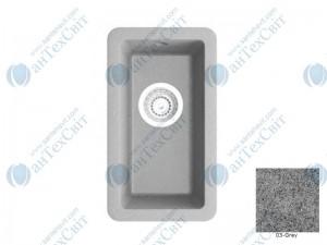 Гранитная мойка MARMORIN Fado 425100003 grey