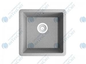 Гранитная мойка MARMORIN Fado 426100010 steel metalic
