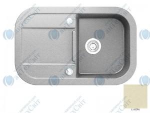 Гранитная мойка MARMORIN Laver 510113011 ecru