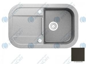 Гранитная мойка MARMORIN Laver 510113017 chocolate