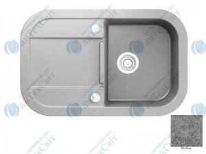Гранитная мойка MARMORIN Laver 510113003 grey