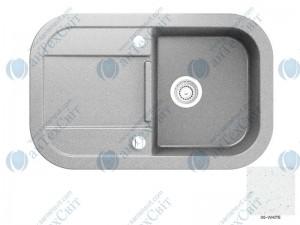 Гранитная мойка MARMORIN Laver 510113006 white