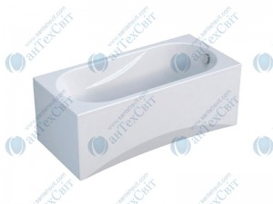 Акриловая ванна CERSANIT Mito 140